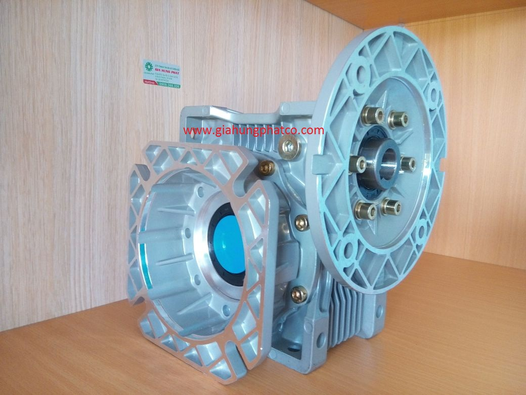RV gearbox: Hộp số NMRV 075 + FA + cốt ra
