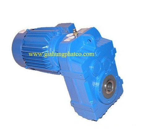 F Series Reducer helical