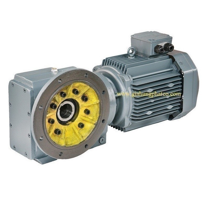 K Series - Helical reducer