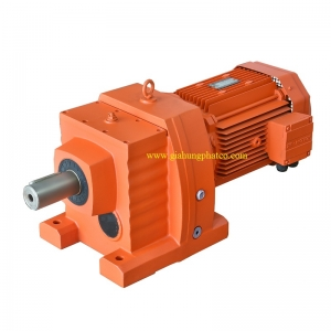 RF series -  REDUCER GEARBOX