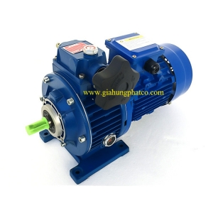 UDL Variator speed motor